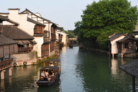 Wuzhen  scenery