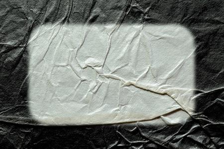 crumple: Crumple paper texture Stock Photo