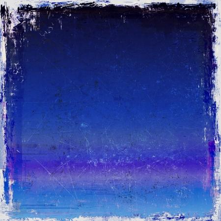 Grunge sfondo blu