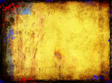 Grunge abstract background photo