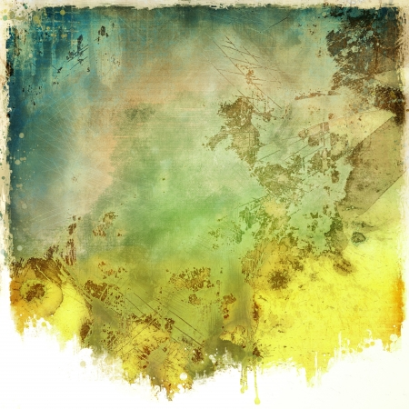 Corroded abstract background Stock Photo