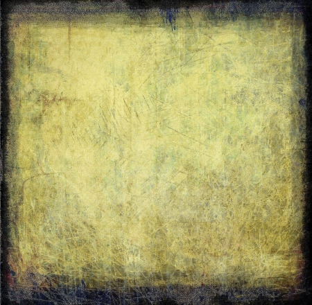 Grunge scratched abstract texture or background Stock Photo
