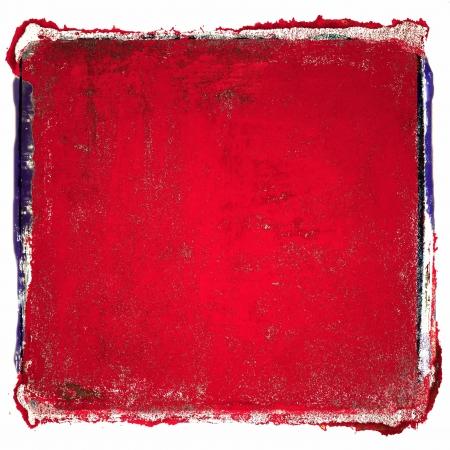 Grunge rosso astratto sfondo o texture