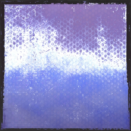 Blue reflecting perforated plate texture background