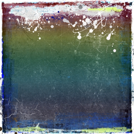 Grunge colorful abstract background photo