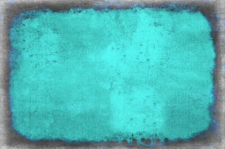 Grunge blue abstract texture or background photo