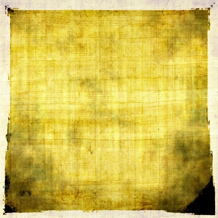 Grunge papyrus background Stock Photo - 17075192