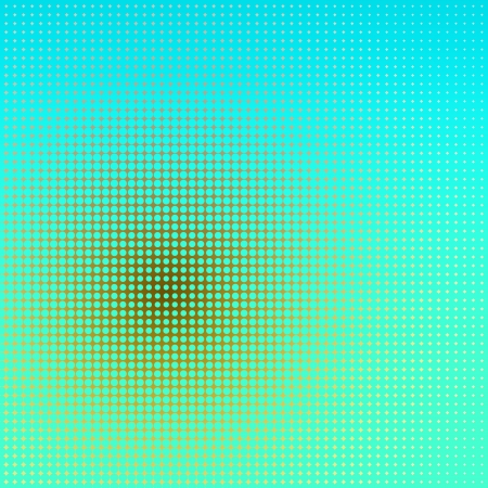 dotted background: Dotted halftone pattern background