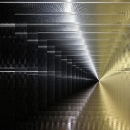 titanium: Aluminum surface. Metallic geometric  texture background