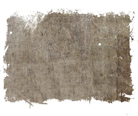 grunge banner: Grunge cracked banner background in sepia tones.