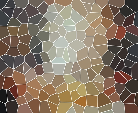 Abstract pattern geometrico