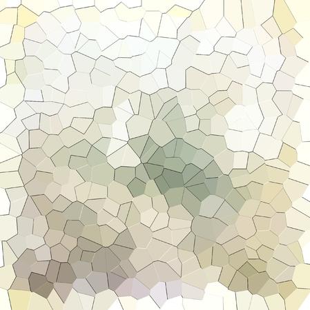 Estratto seppia e disegno geometrico bianco Archivio Fotografico