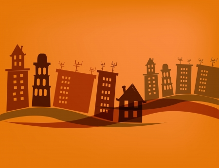 row houses: Unusual buildings