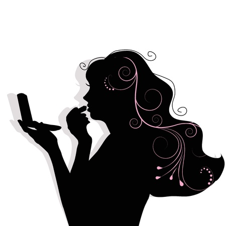 Beauty woman Stock Vector - 15556237