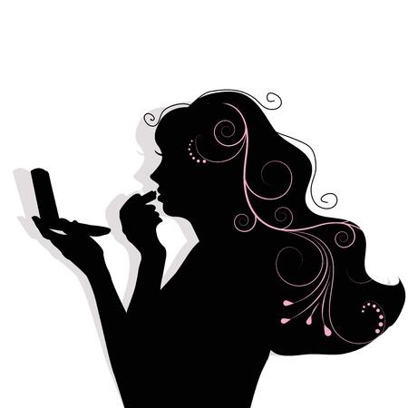 Beauty woman Stock Vector - 15556237