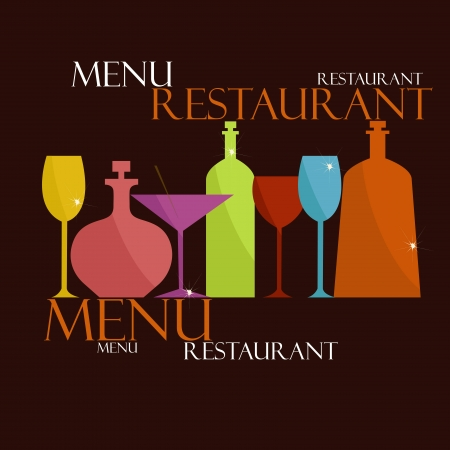 Sample menus for restaurants and cafes Stock Vector - 15581535
