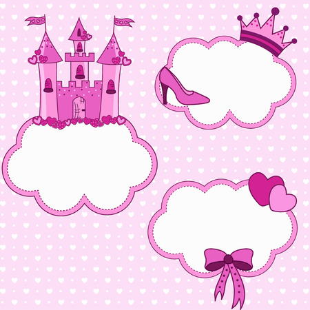 castillos de princesas: Ajuste para una princesa