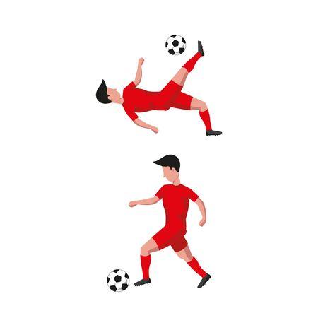 Football Player Mascot