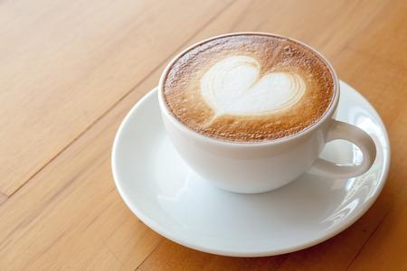 Coeur votre café Banque d'images - 42347418