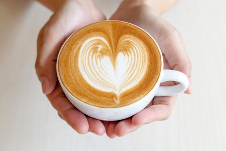 acidity: Coffee is my love Stock Photo
