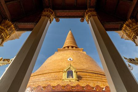 nakhon pathom: Phra Pathom Chedi, Nakkhon Pathom Province, Thailand