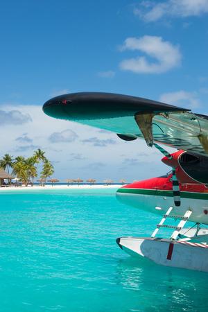 Floatplane, Maldives