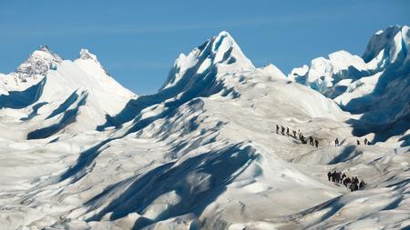 moreno glacier: Perito Moreno Glacier, Los Glaciares National Park, Santa Cruz, Argentina