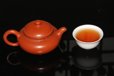 cha: This is Chaoshan kunfu tea