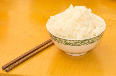 particularly: Rice--We particularly likes rice and seafood in South China