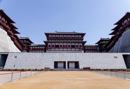Luotian Yingtianmen, China