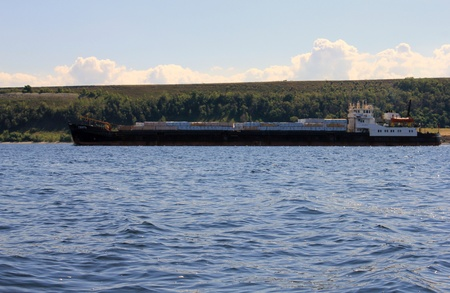 freighter Stock Photo - 12811366