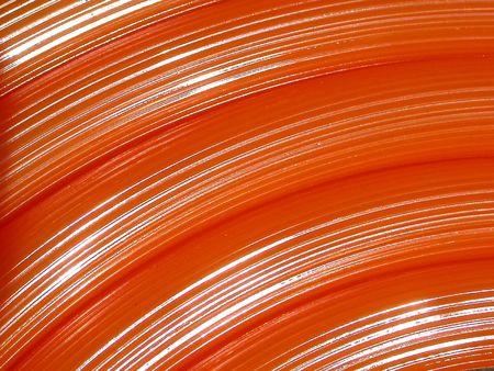 Lines in orange