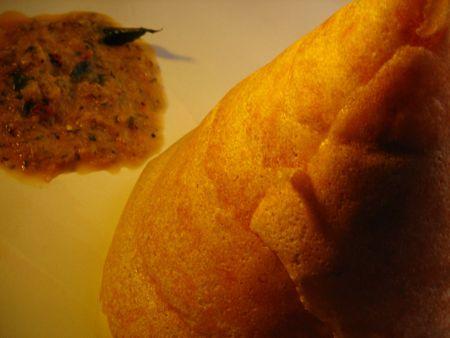 Kon Shaped Bread with Gravy