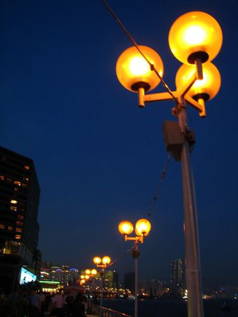 Street decoration and lighting