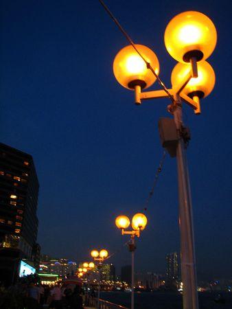Street decoration and lighting