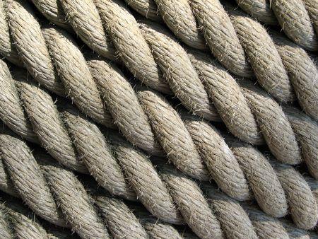 Forms of hemp cordage