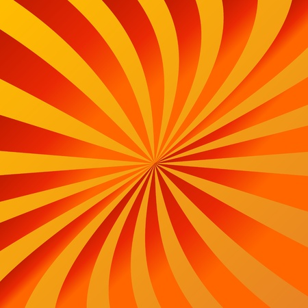 office supply: Abstract background from red-orange twisting lines