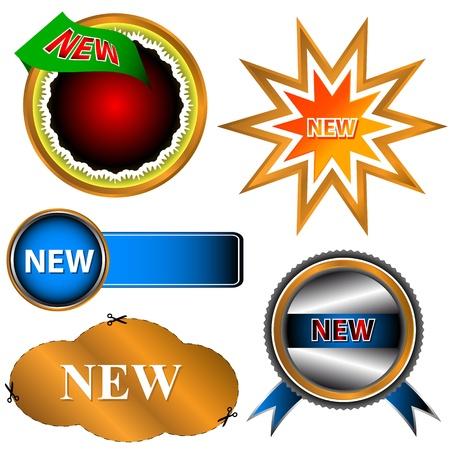 flysheet: New icons set on a white background