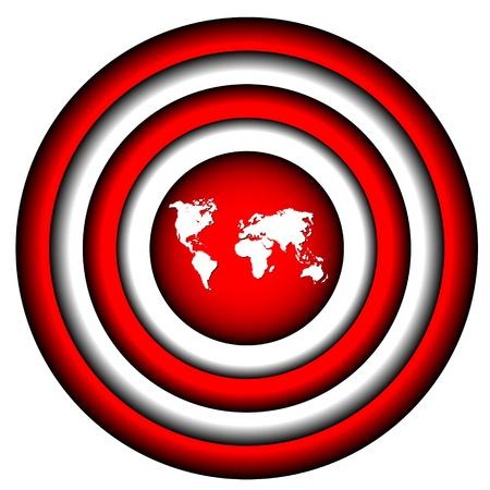 purpose: The big round purpose with the world
