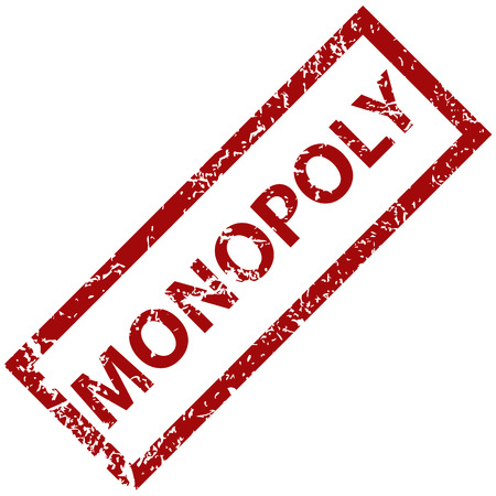 monopoly: Monopoly rubber stamp