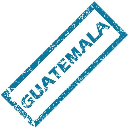 guatemala: Guatemala rubber stamp