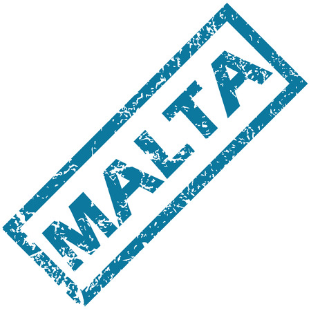 unclean: Malta rubber stamp
