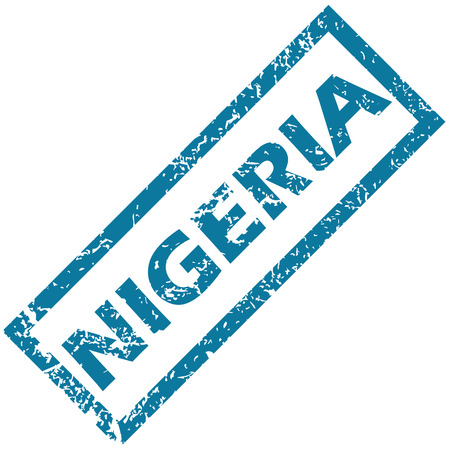 unclean: Nigeria rubber stamp