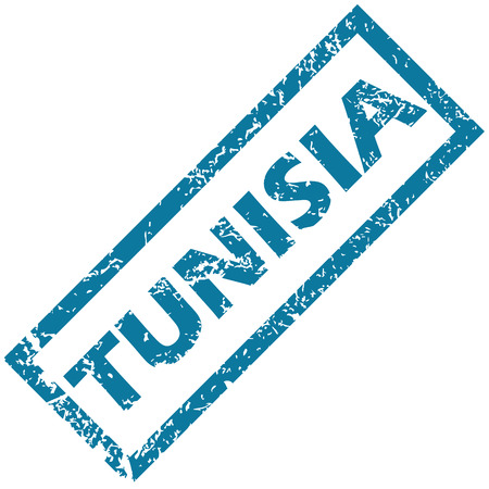 tunisia: Tunisia rubber stamp