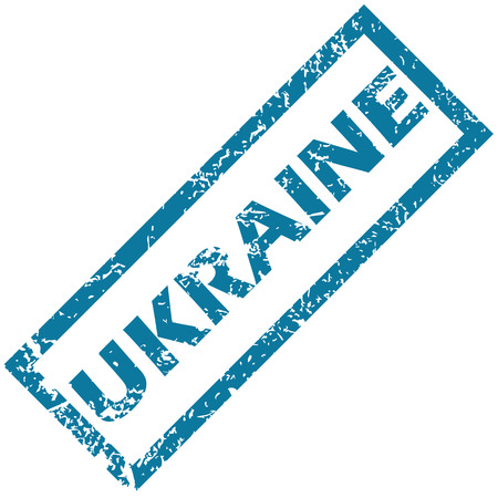 unclean: Ukraine rubber stamp