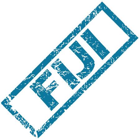 fiji: Fiji rubber stamp
