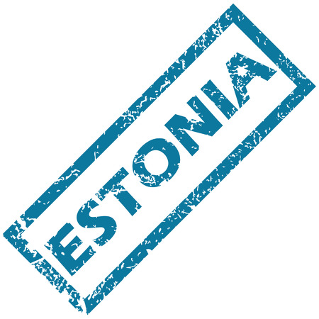 unclean: Estonia rubber stamp