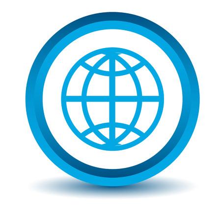 unification: Blue world icon