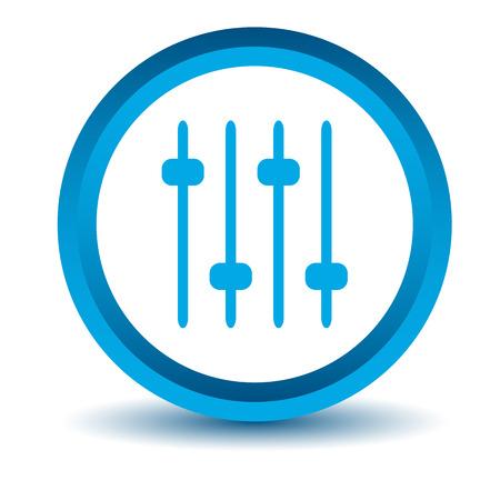 tunes: Blue sound icon