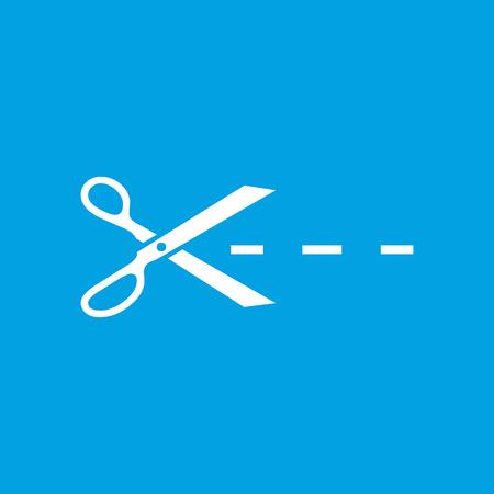 maim: Cut white icon
